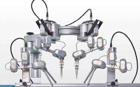 ربات فوق دقیق برای جراحیهای حساس طراحی شد