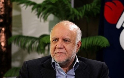 زنگنه: تولید گاز ایران جلوتر از قطر