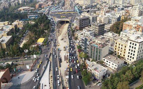 زیرگذر گیشا 5 اسفند افتتاح خواهد شد