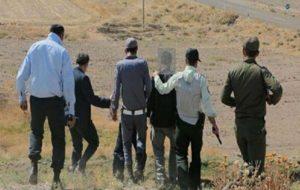 سارقان MWM سوار دستگیر شدند