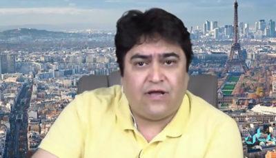 سرنوشت روحالله زم اعدام یا زندان؟ کانال تلگرامی, آمدنیوز, روحالله زم