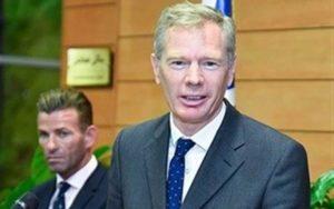 سفیر انگلیس به تهران بازگشت
