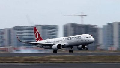 لغو پروازهای ترکیش ایرلاین به ایران تا ۲۰ اسفند
