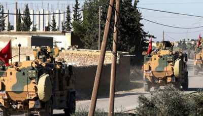 33 نظامی ترکیه در حمله هوایی کشته شدند/ برگزاری نشست 6 ساعته شورای امنیت ملی به ریاست اردوغان/ مسکو: سرباز های ترکیه در صفوف تروریستها بودند