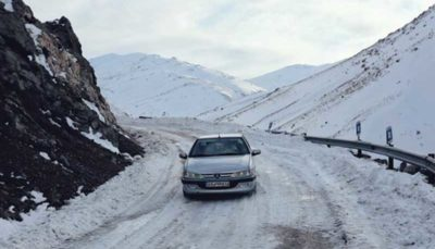 آزادراهی و جاده قدیم قزوین رشت بازگشایی شد