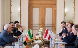 نتیجه آزمایش کرونای هیات اتریشی بازگشته از ایران، منفی اعلام شد