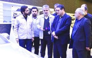 وزیر صمت: بيش از ۹۰ درصد قطعات محصولات آينده سايپا تولید داخلی است