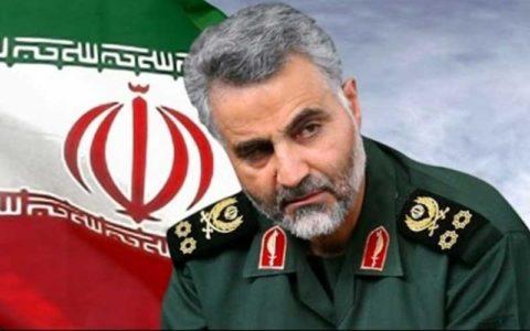 پخش تلویزیونی وصیتنامه شهید سلیمانی با قرائت سردار قاآنی