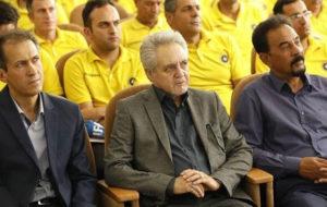 مسعود تابش از مدیرعاملی باشگاه سپاهان استعفا داد