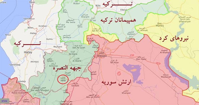 در ادلب چه خبر است؛ پیشروی ارتش سوریه و موقعیت دشوار ترکیه