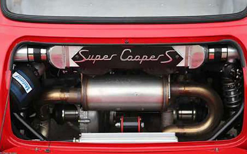  سوپر کوپر؛ هیولای کوچک از کالیفرنیا! (تصاویر)