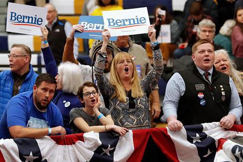 دیدنیهای امروز؛ از انتخابات 2020 آمریکا تا ماشینهای ضدعفونی کننده کرونا (تصاویر)