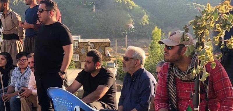 حاشیه و متن چهارمین روز جشنواره فیلم فجر/ چشمان خیس مخاطبان «درخت گردو»، عینک دودی مهران مدیری و نشست خبری بدون بازیگر«آن شب»