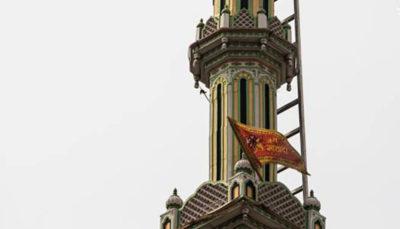 آتش زدن ۹ مسجد و صدها قرآن به دست هندوها مسجد, مسلمانان, دهلی نو