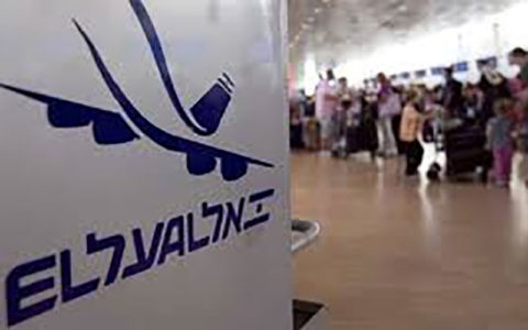 اخراج ۲۰۰ کارمند هواپیمایی اسرائیل به دلیل کرونا