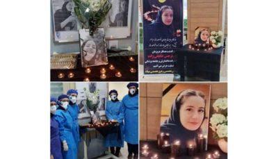 اعلام تست مثبت کرونا پرستار لاهیجانی ۷ روز پس از فوت