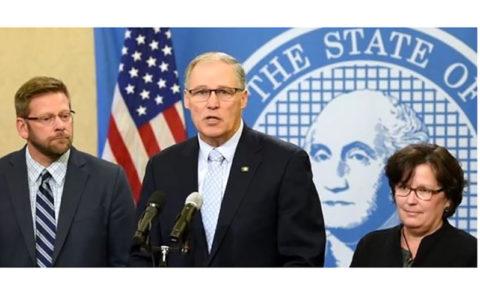 اعلام وضعیت اضطراری در واشنگتن به دلیل شیوع ویروس کرونا