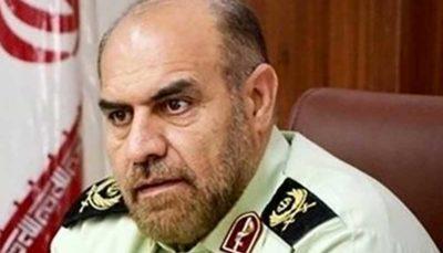  اقدامات پلیس تهران درباره طرح فاصلهگذاری اجتماعی