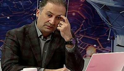مجری تلویزیون از سردار جلالی فرمانده پدافند غیر عامل