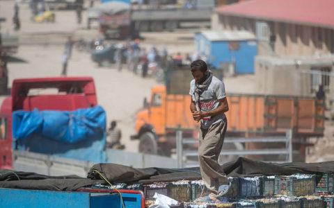 ترخیص کالاهای وارداتی به عراق یک هفته متوقف میشود