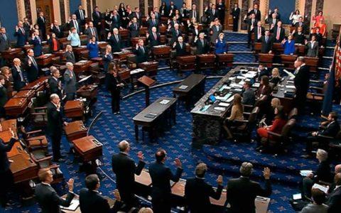 توافق کاخ سفید و سنا بر سر بسته ۲ تریلیون دلاری دولت آمریکا, ویروس کرونا, سازمان بهداشت جهانی