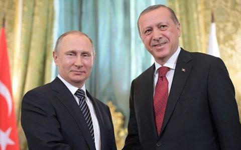 در دیدار مهم اردوغان و پوتین چه گذشت؟