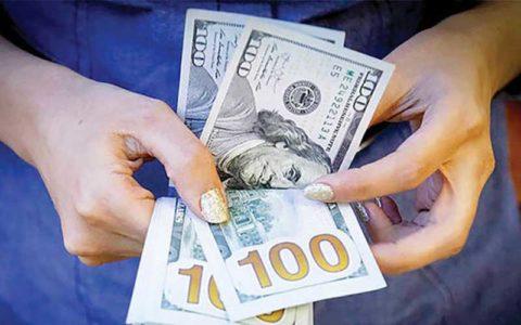 دلار بر قله ۱۸ ماهه