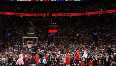 بسکتبال NBA تعلیق شد