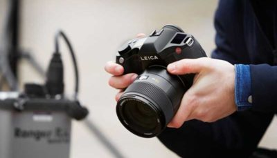 رونمایی از دوربین دیجیتال 64 مگاپیکسلی لیکا