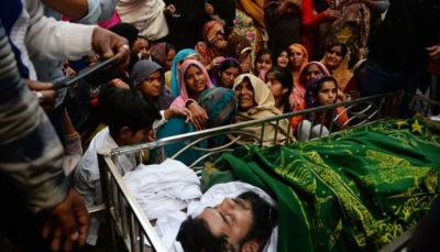 زجرکش کردن مسلمانان به دست هندوها مسلمانان, دهلی نو, هندوهای متعصب