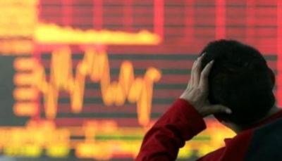 سقوط بورسها به دنبال نفت بازارهای جهانی, نفت خام, سهام والاستریت