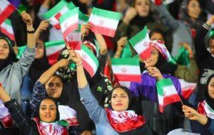 سلطانیفر: امیدوارم حضور بانوان در ورزشگاه ادامه پیدا کند