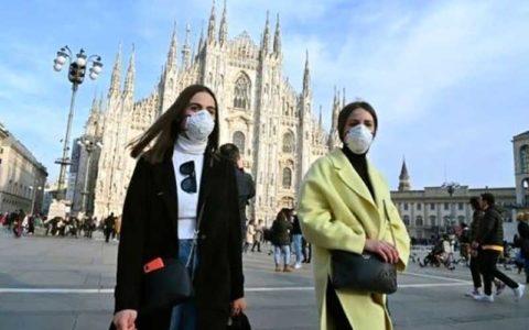 شمار قربانیان کرونا در ایتالیا از مرز ۲۵۰۰ تن گذشت