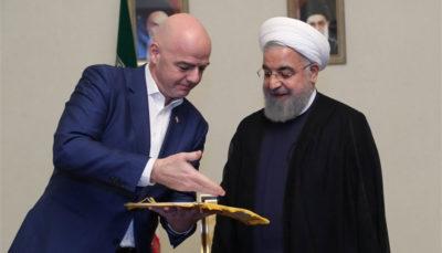 فیفا اساسنامه مصوب دولت ایران راازفدراسیون خواست!
