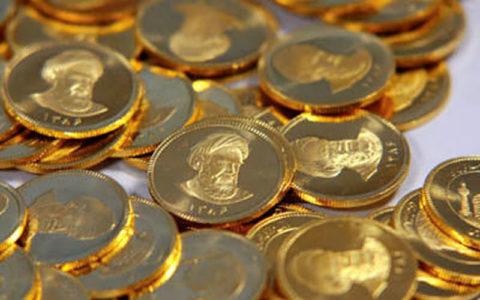 قیمت سکه طرح جدید ۱۴ اسفند ۹۸ به ۵ میلیون و ۹۳۰ هزارتومان رسید