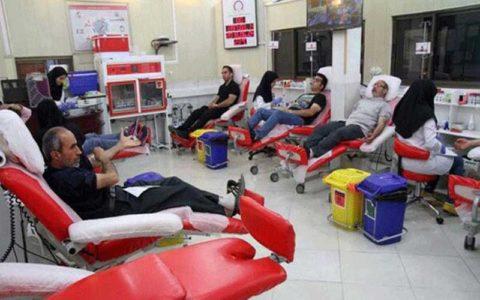 مراکز فعال اهدای خون در تعطیلات نوروزی اعلام شد