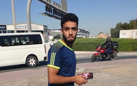 مرگ دردناک فوتبالیست مصری در سودان
