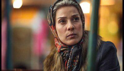 نخستین تصویر منتشر شده از سارا بهرامی در «روشن» فیلم سینمایی, روشن, سارا بهرامی