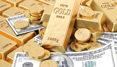 نرخ ارز، دلار، سکه، طلا و یورو در بازار امروز دوشنبه ۲۶ اسفند ۹۸