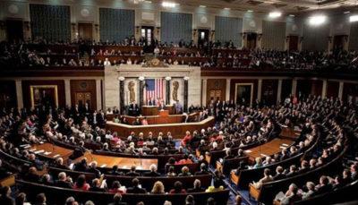 نمایندگان آمریکا از ترس کرونا دور کاری میکنند