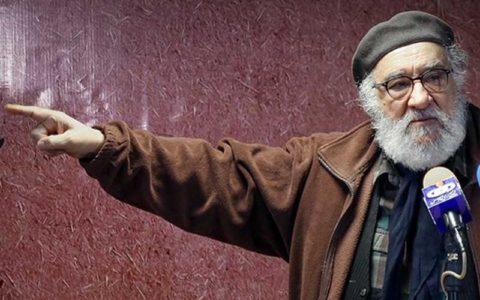 واکنش اعتراضی داریوش ارجمند به تغییر در مؤسسه هنرمندان پیشکسوت