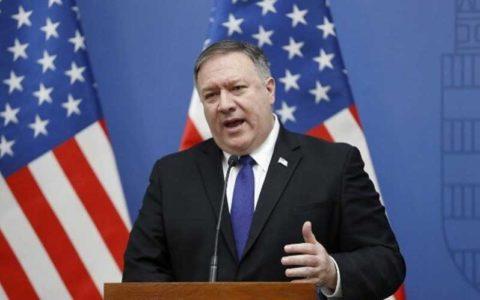 پمپئو ایران ویروس کرونا را به پنج کشور منتقل کرده است دولت ایران, کووید ۱۹, مایک پمپئو