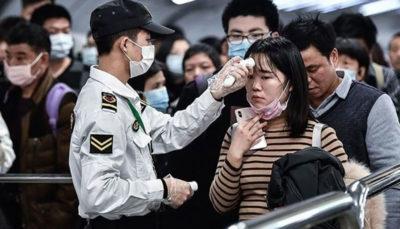 پکن: ۱۷ تبعه چینی بازگشته از ایران کرونا دارند
