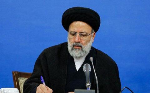پیام تسلیت رییسی در پی درگذشت معاون قوه قضاییه
