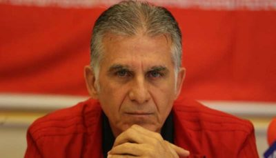 پیام کارلوس کیروش درباره بحران کرونا