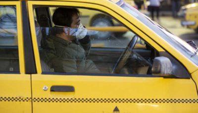 چطور در تاکسی و ماشینهای خطی کرونا نگیریم؟ (فیلم)