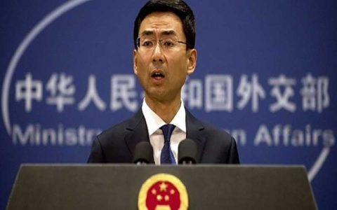 چین خواستار لغو تحریم های ایران شد