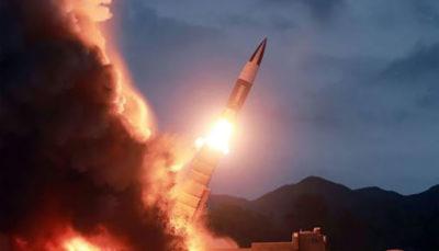 کرهشمالی باز هم دست به آزمایش موشکی زد