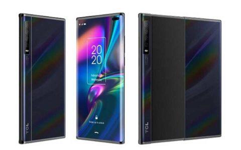 گوشی جدید تی سی ال با نمایشگر کشویی تولید می شود تی سی ال, نمایشگر, گوشی