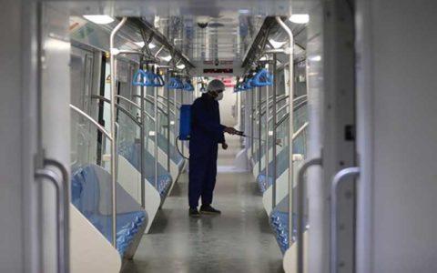 ۳ هزار ماسک توسط یک شرکت چینی به مترو اهدا شد